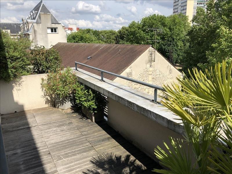 Sale apartment Villejuif 365000€ - Picture 1