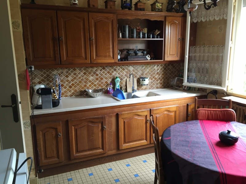 Vente maison / villa Poitiers 176000€ -  7