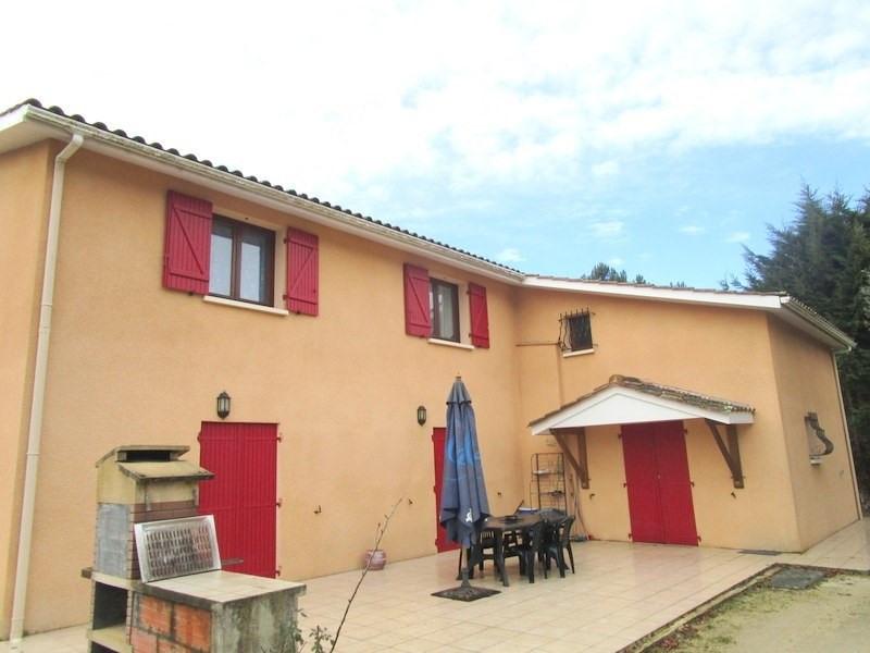 Sale house / villa Saugon 227000€ - Picture 1