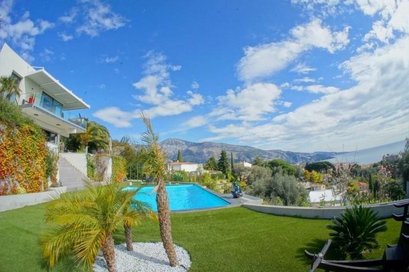 Vente de prestige maison / villa Menton 2660000€ - Photo 1