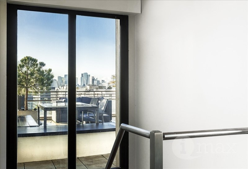 Vente de prestige appartement Levallois perret 1990000€ - Photo 9