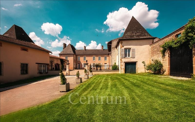 Verkoop van prestige  kasteel Bionville sur nied 1050000€ - Foto 1