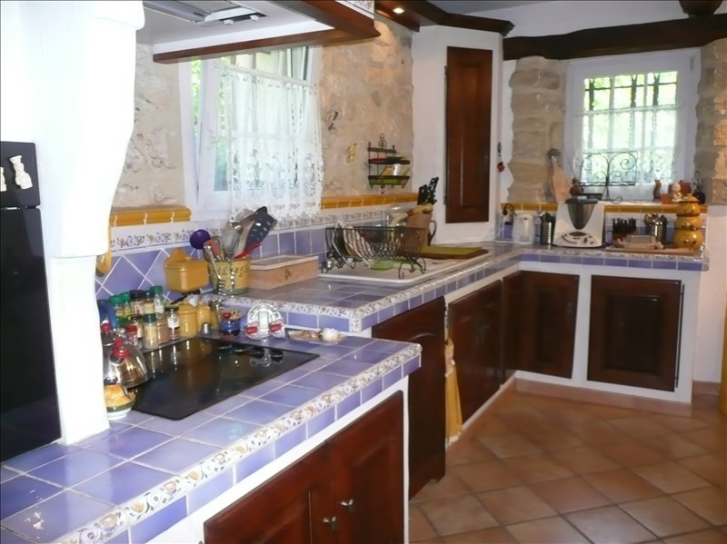 Престижная продажа дом Loriol du comtat 619000€ - Фото 8
