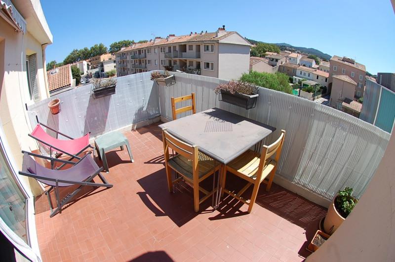 Sale apartment Six fours les plages 202000€ - Picture 2