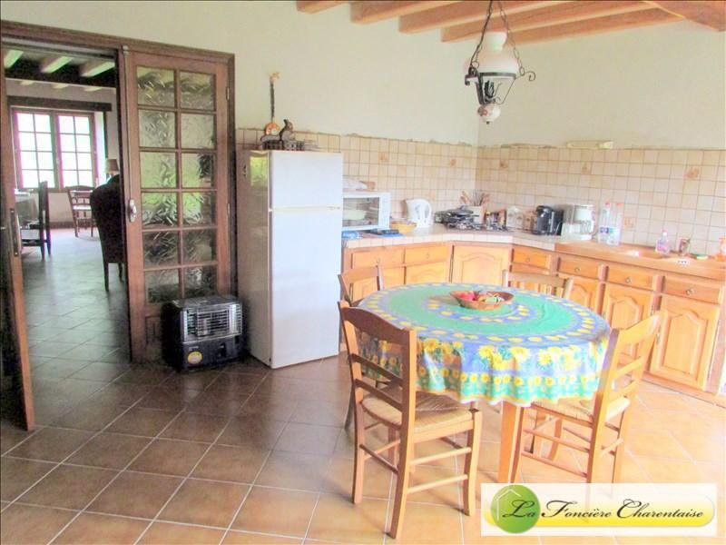 Vente maison / villa Aigre 168 000€ - Photo 2