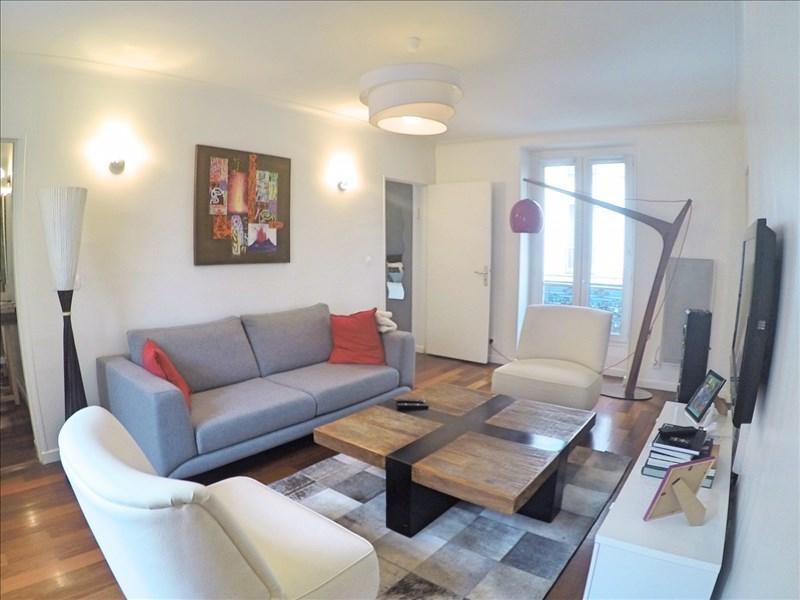 Vente de prestige appartement Paris 11ème 1050000€ - Photo 4
