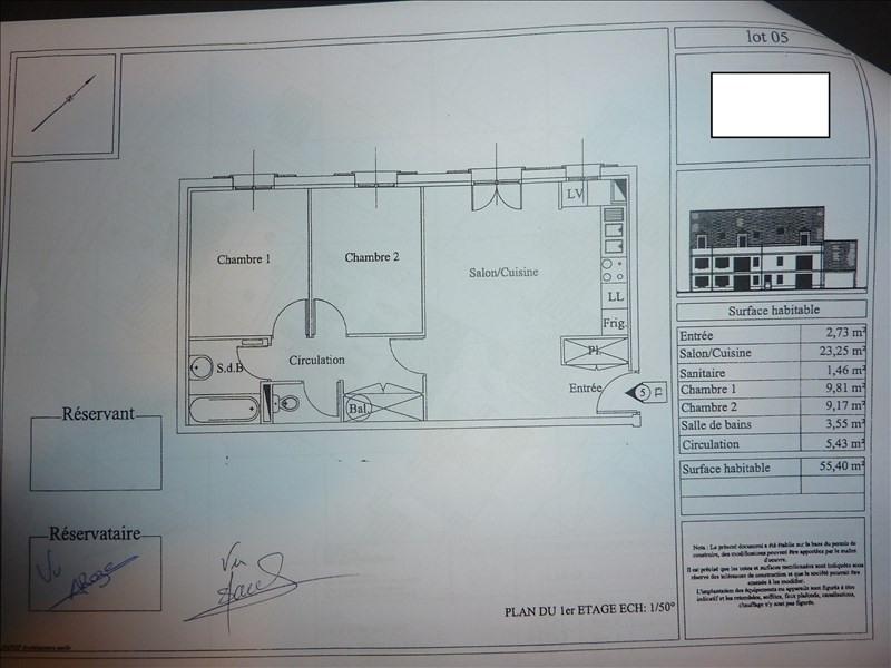 Vente appartement Crepy en valois 147000€ - Photo 5