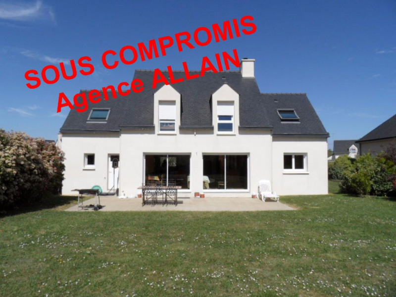 Vente maison / villa Locmariaquer 378850€ - Photo 1
