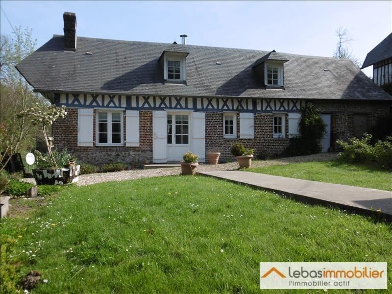 Vente maison / villa Hericourt en caux 133750€ - Photo 2