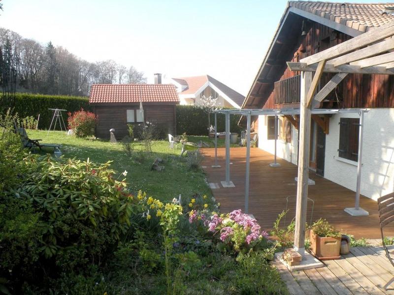Vente maison / villa Pers jussy 525000€ - Photo 12