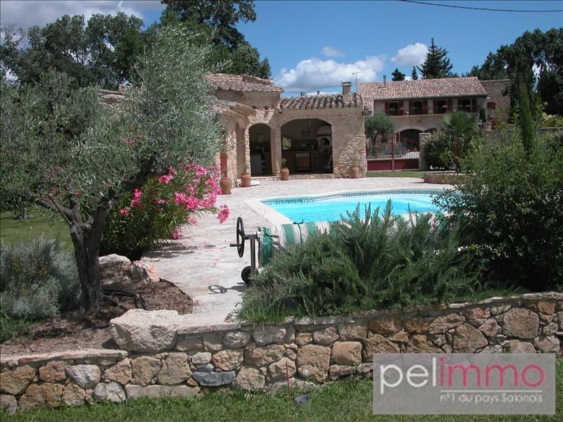 Vente de prestige maison / villa La barben 695000€ - Photo 1