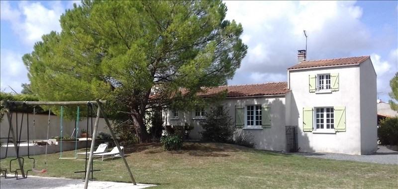 Sale house / villa La greve sur mignon 184500€ - Picture 1