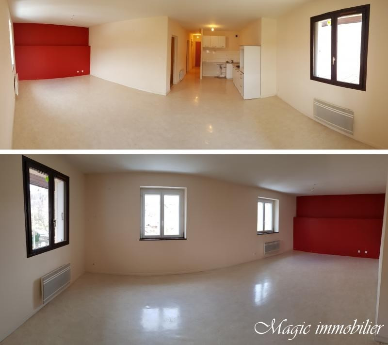 Rental apartment Apremont 468€ CC - Picture 2