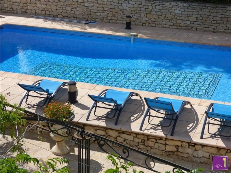 Immobile residenziali di prestigio casa Uzes 1275000€ - Fotografia 14