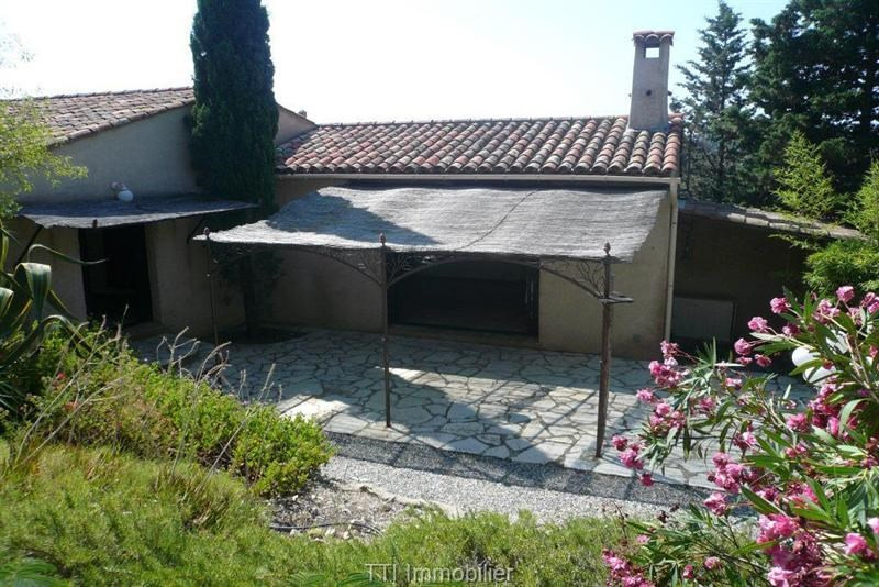 Sale house / villa Plan de la tour 425000€ - Picture 1