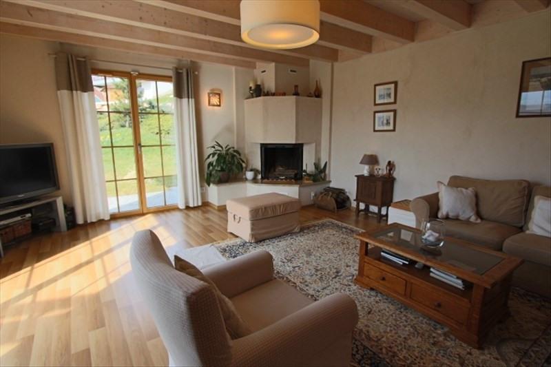 Venta  casa Pougny 850000€ - Fotografía 2