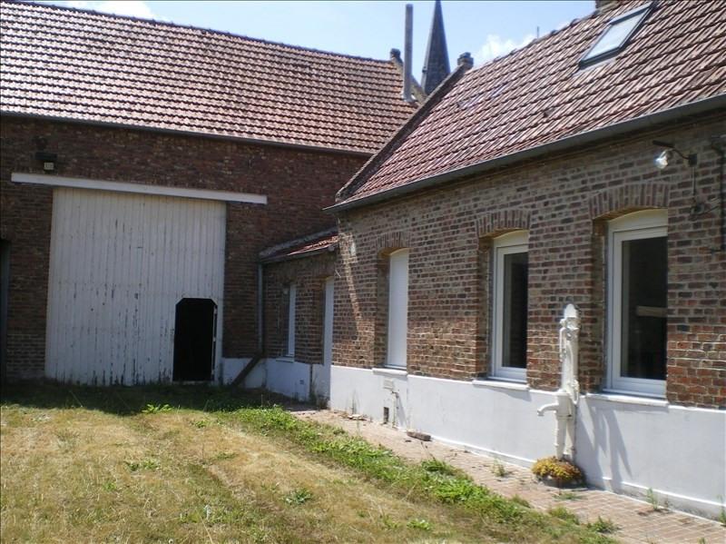 Rental house / villa Sains les marquion 610€ CC - Picture 2