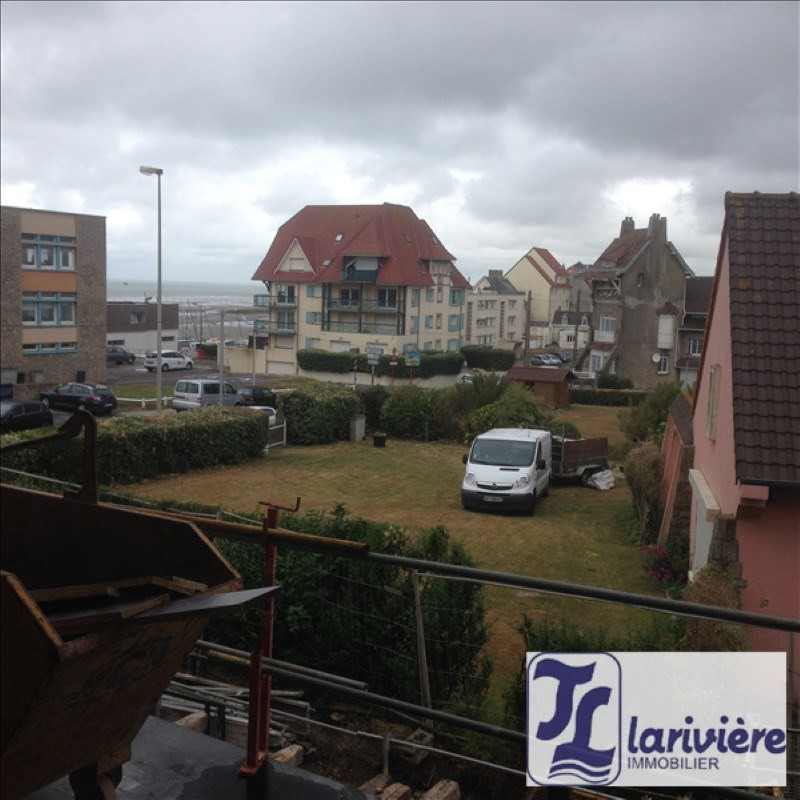 Vente appartement Wimereux 248000€ - Photo 1