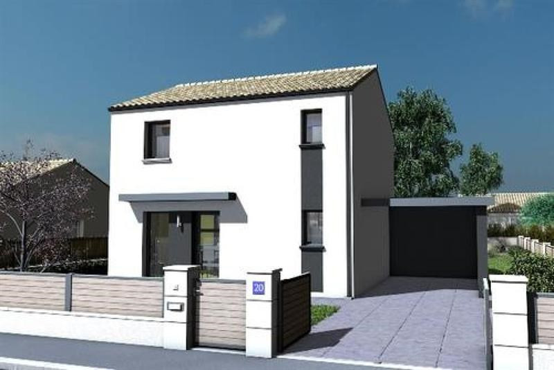 Maison  4 pièces + Terrain 3021 m² Montmorillon par maisons PRIMEA