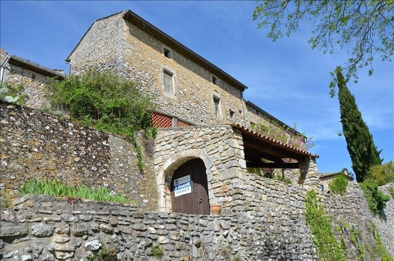 Sale house / villa Vallon pont d arc 189000€ - Picture 1