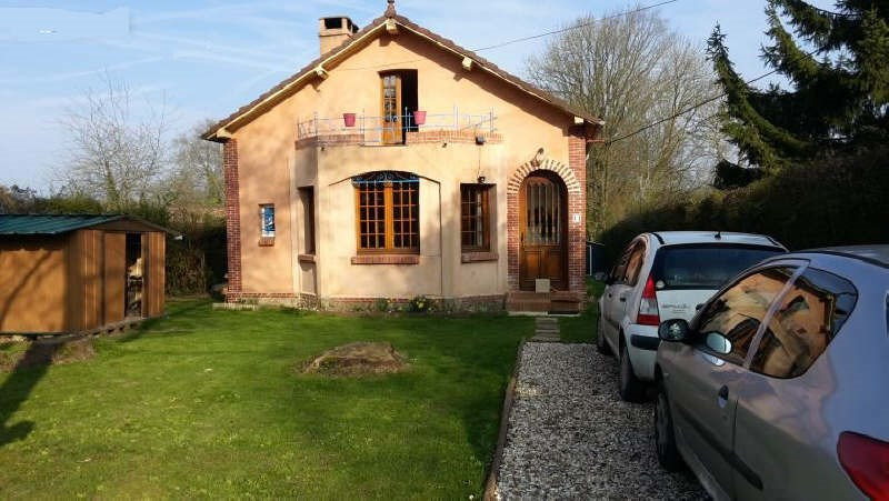Vente maison / villa Chaumont en vexin 133 000€ - Photo 1