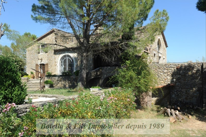 Deluxe sale house / villa Lussan 1092000€ - Picture 6