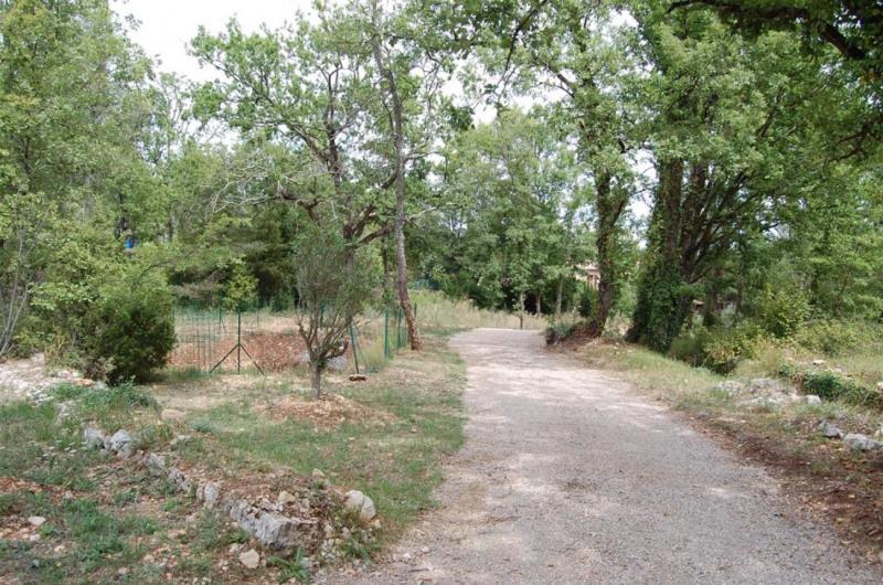 Vendita terreno Fayence 185000€ - Fotografia 3