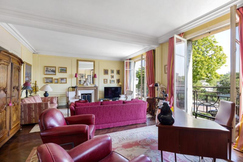 Deluxe sale apartment Boulogne-billancourt 1795000€ - Picture 3