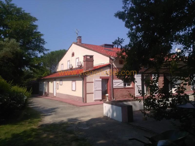 Lijfrente  huis Baziège 660000€ - Foto 1