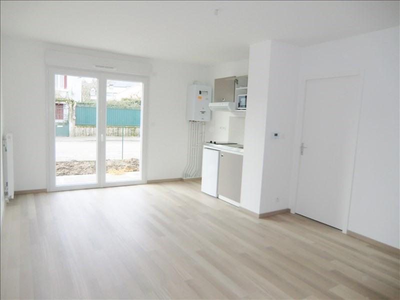 Location appartement Nantes 533€ CC - Photo 1