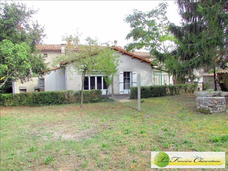 Vente maison / villa St fraigne 69000€ - Photo 1