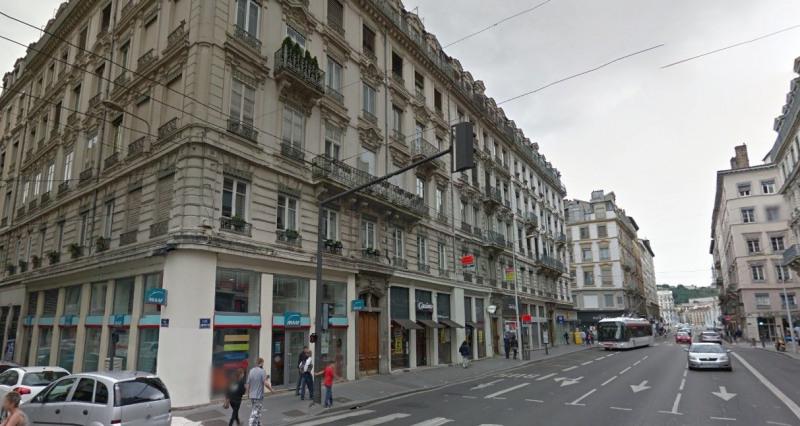 Rental apartment Lyon 3ème 1848€ CC - Picture 1