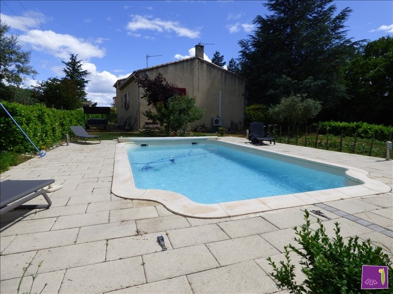 Verkoop  huis Goudargues 277000€ - Foto 2