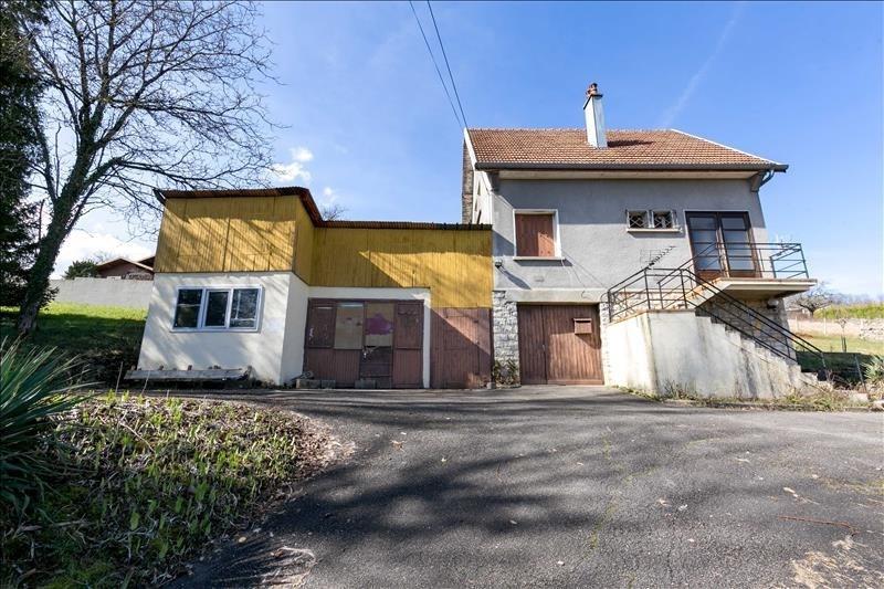 Vente maison / villa Besancon 177000€ - Photo 2