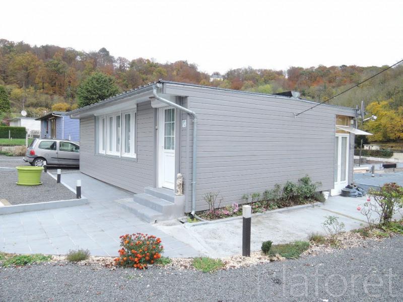 Vente maison / villa Pont audemer 118100€ - Photo 1