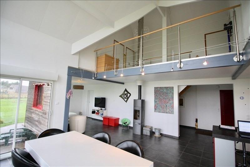 Vente maison / villa Damville 349000€ - Photo 4