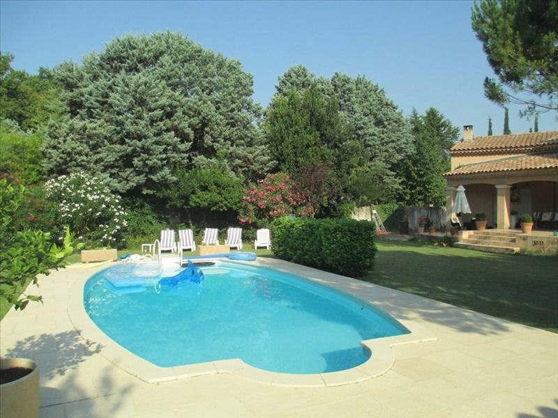 Venta de prestigio  casa Avignon 583000€ - Fotografía 1