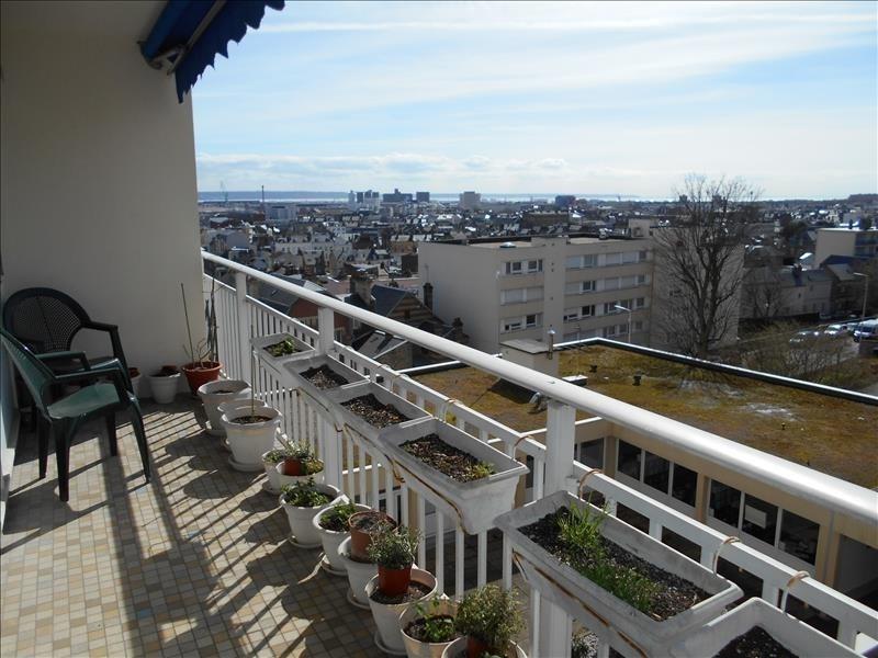 Sale apartment Le havre 137500€ - Picture 1