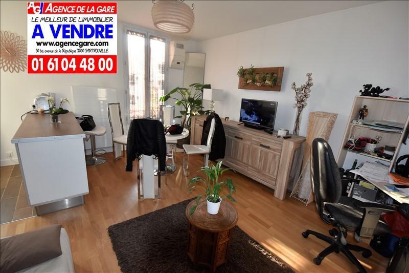 Vente appartement Sartrouville 192000€ - Photo 2
