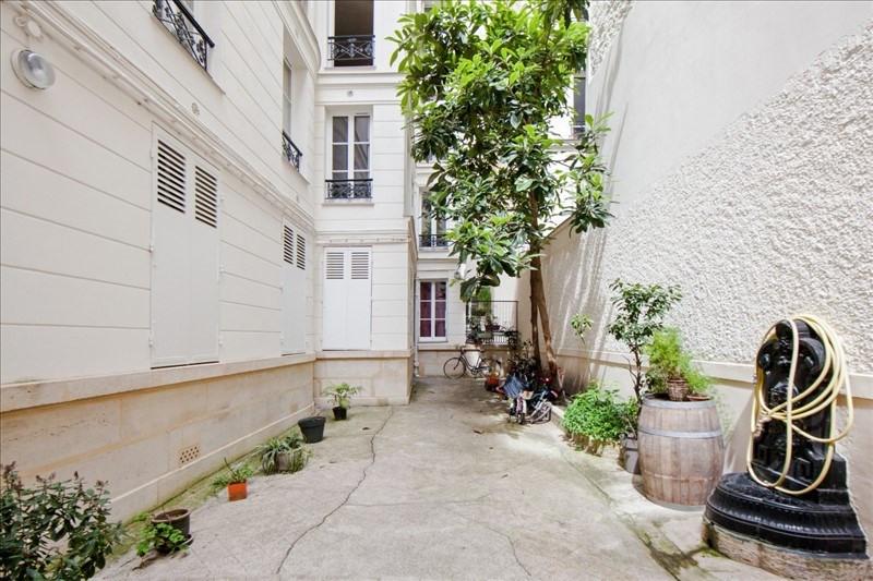 Vente appartement Paris 9ème 465000€ - Photo 10