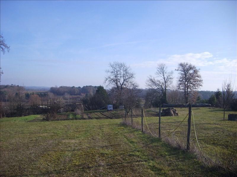 Vente terrain Villefranche de lonchat 28000€ - Photo 1