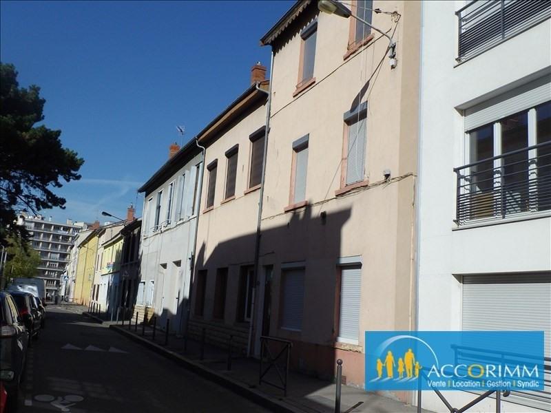 Sale apartment Villeurbanne 164000€ - Picture 2