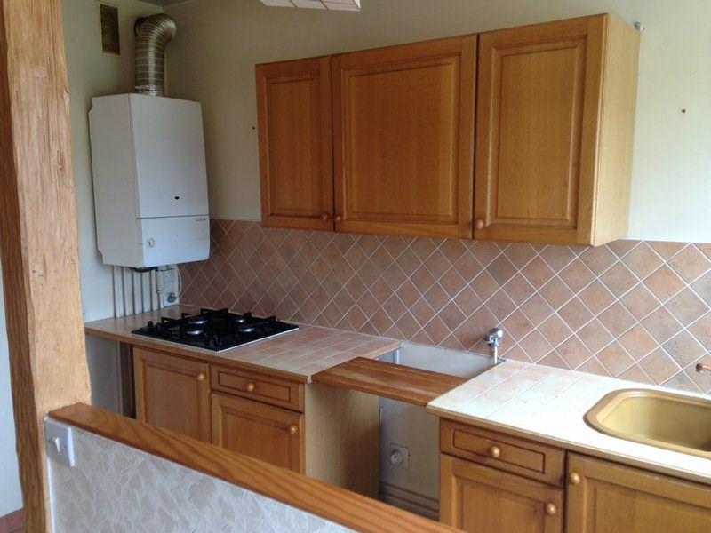 Rental apartment Elancourt 661€ CC - Picture 2