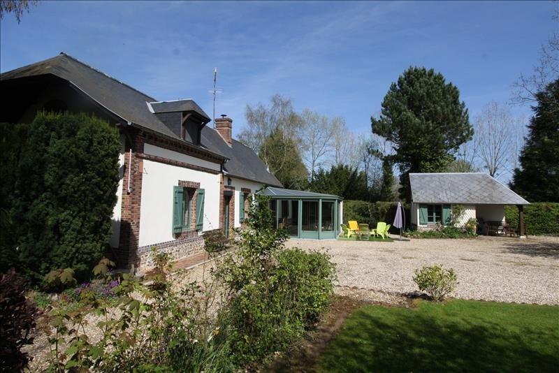 Vente maison / villa Conches en ouche 272000€ - Photo 2