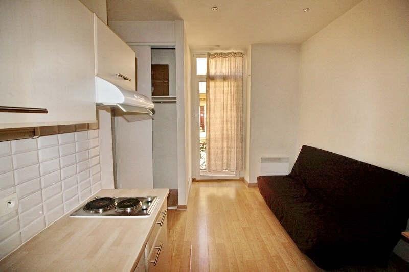 Rental apartment Nice 460€ CC - Picture 3