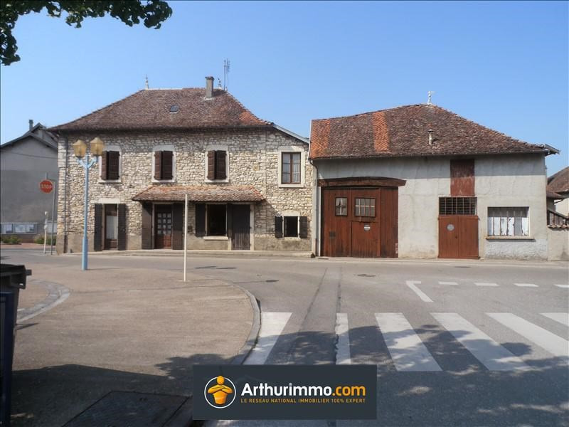 Vente maison / villa Morestel 140 000€ - Photo 4