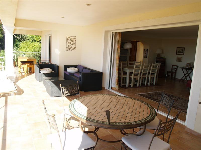 Sale house / villa Les issambres 990000€ - Picture 9