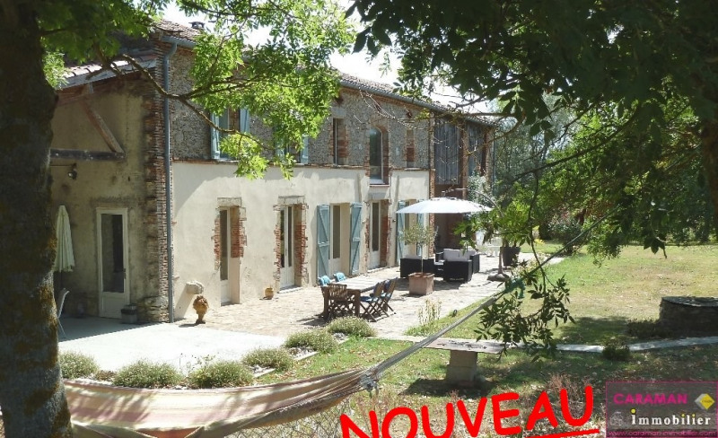 Deluxe sale house / villa Caraman  secteur 629 000€ - Picture 1