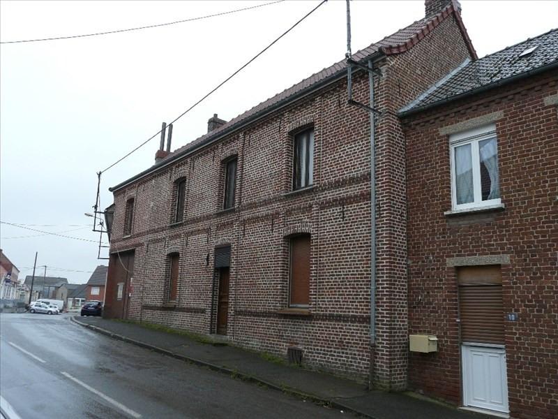 Vente maison / villa Therouanne 104900€ - Photo 1