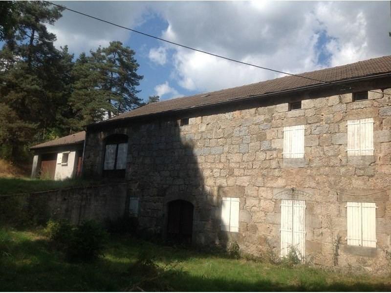 Vente maison / villa Le chambon sur lignon 149000€ - Photo 1